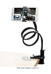 Marsboy Universal Mount Flexible Adjustable Long Arm for Cell Phones