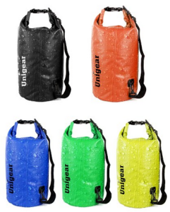 Unigear Dry Bag, Waterproof Floating Gear Bag