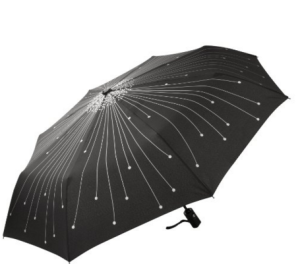 Mosiso Travel Umbrella